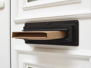 Large parcels get through an EcoFlap with ease
